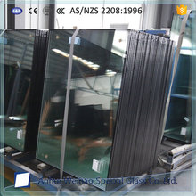 Supplier double glazed sealed glass pane unit for storefront window door