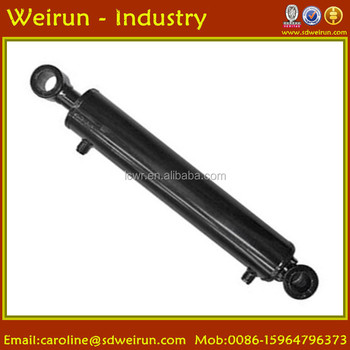 small bore piston hydraulic cylinder /double acting hydraulic cylinder