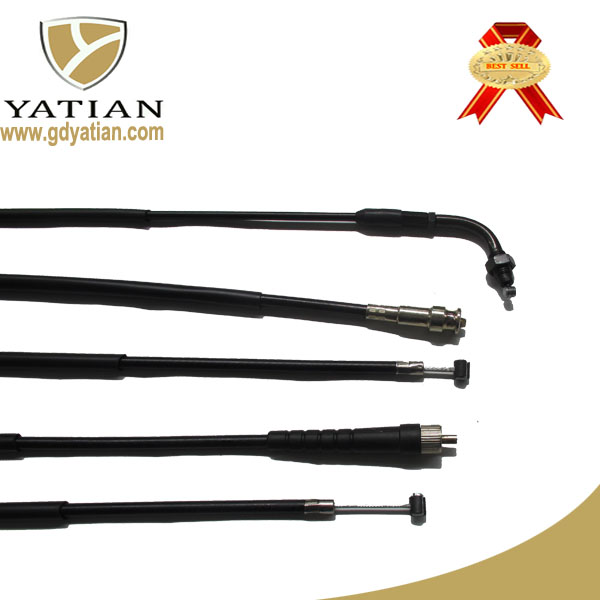 high quality best price motorcycle cable five control cables