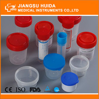 Factory Direct China disposable stool container sputum container urine specimen container