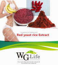 edible pigment red yeast /fermented rice powder