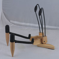 Foldable guitar Wooden stand / china guitar stand
