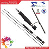 Corrosion Resistance Craft Toray Carbon Blanks 3 Section Spinning Rod
