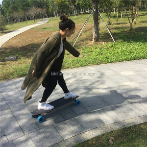 2.4GHz Wireless remote control best electric skateboard , cheap skyboard electric skateboard for sale for adult