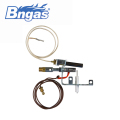 2015 high quality new design gas bbq burner parts B880308LPG