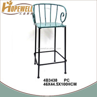 antique high back chair , wholesale outdoor metal chair
