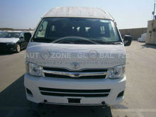 TOYOTA HIACE 15 STR AC DLX DSL HIGH ROOF + ABS