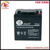 Dry charged lead acid battery for Electric Bike