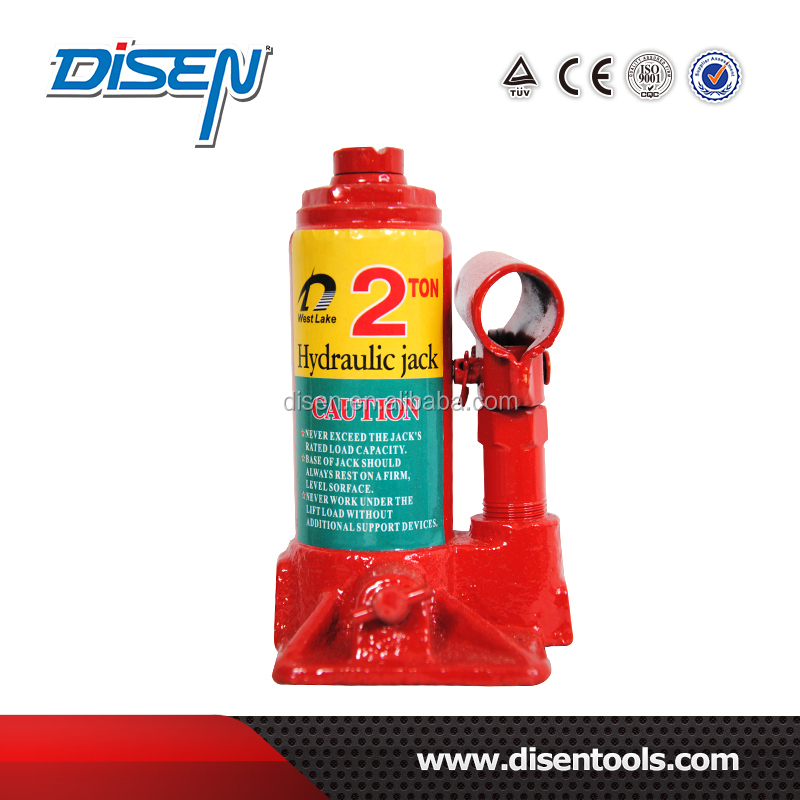Manual Screw Lift Truck and Car Air Hydraulic Bottle and Floor Car Hydraulic Jack