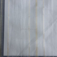 Sheer fabric for curtain modern window cover curtain
