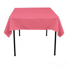 cheap square made in china table cloth