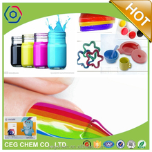 High quality pigment paste color stain for nail polish use