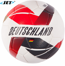 Deutschland Nation Flag Soccer Ball PU leather Football Ball