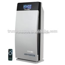 anion air purifier and humidifier combination with remote control
