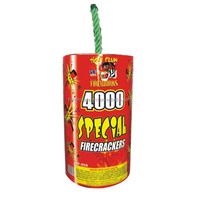 4000 SPECIAL FIRECRACKERS