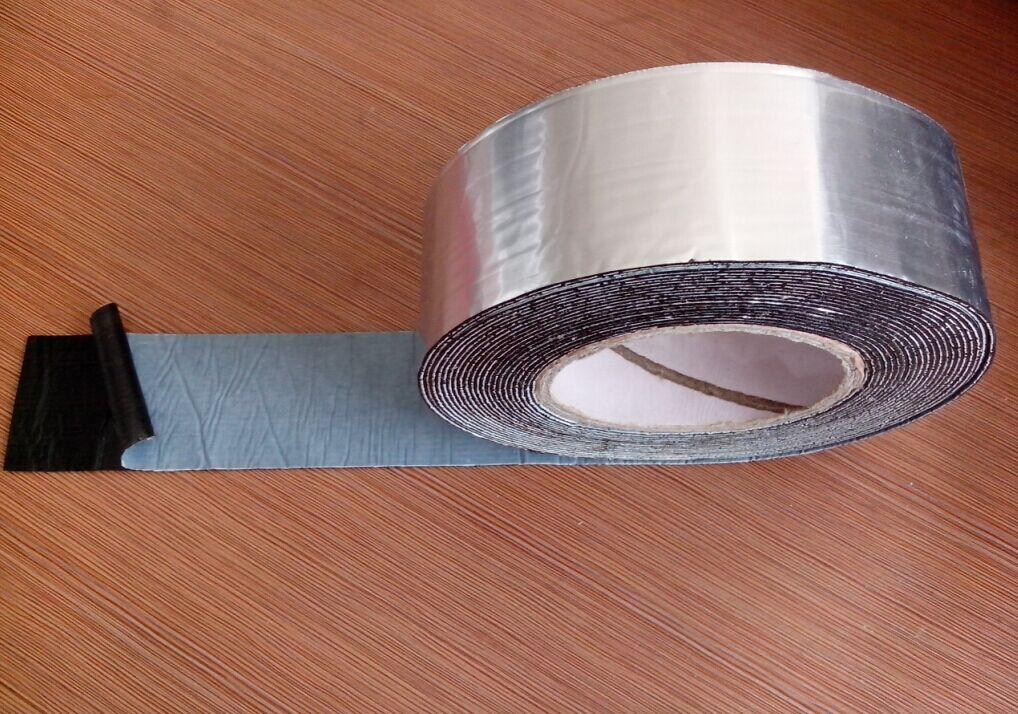 1 2mm Asphalt Adhesive Tape With Aluminium Buy Asphalt