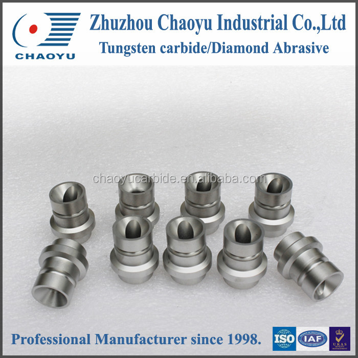 Pretty price Tungsten Carbide jet nozzles spraying nozzles sand blasting nozzles in tools