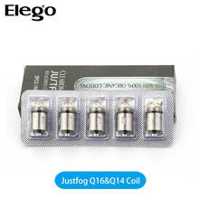 Stock Offer Justfog Q16 Coil, Justfog Q14 Coil Wholesale from Elego