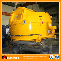Daswell low cost new design electric portable cement planetary concrete mixer