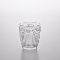 High Quality Square Base Drinking Glass Cup