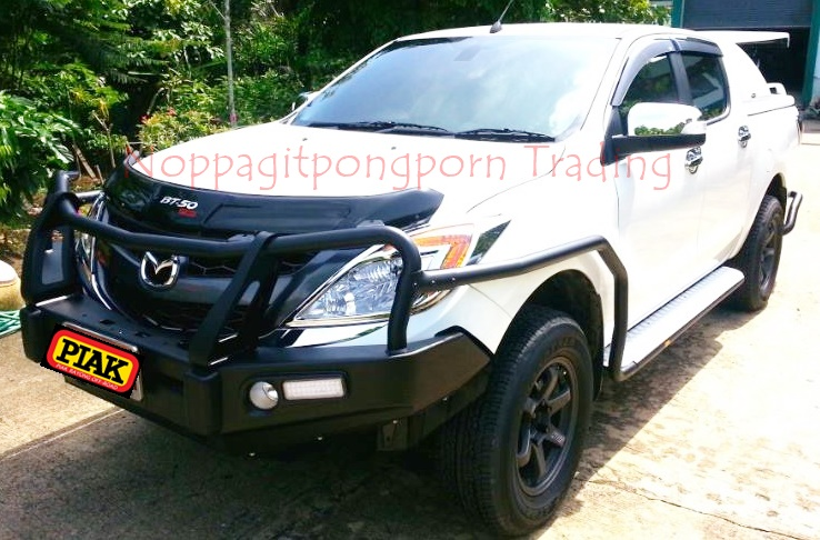 Car front Bumper 4x4 for Mazda Bt50