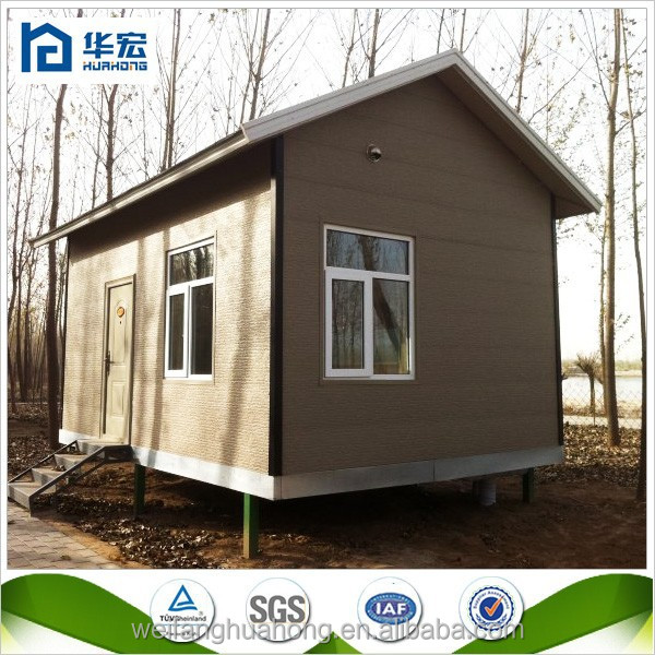 mobile light steel villa home made in china