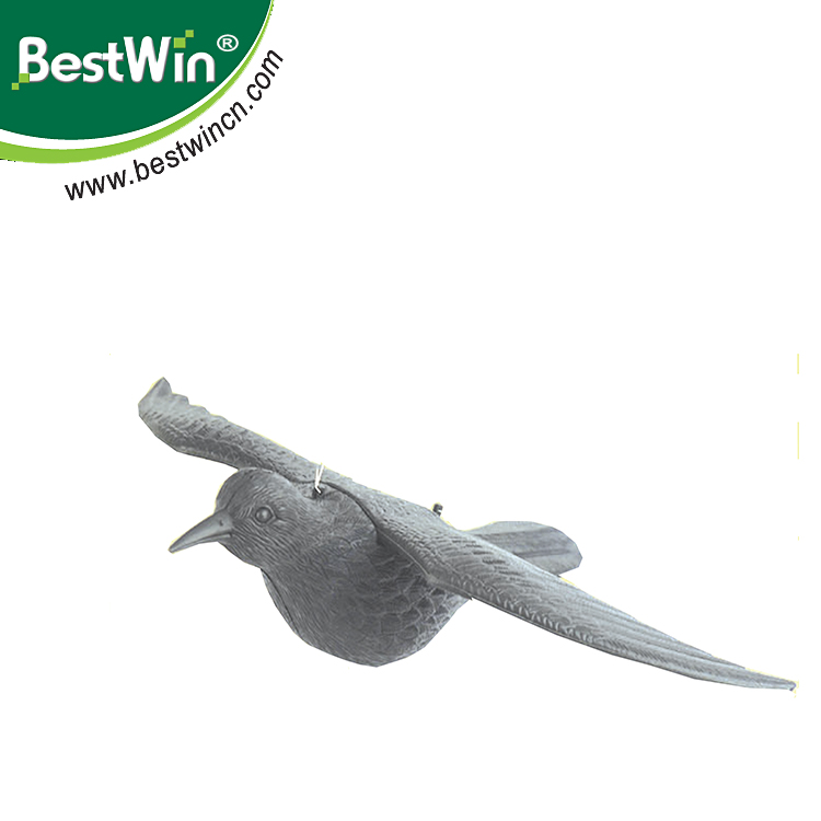 BSTW over 10 years experience high quality Plastic Hawk used scare birds in vegetable garden