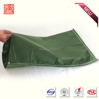 flood barriers polypropylene geotextile dewatering bags