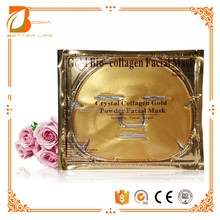 OEM 24K Gold Face Mask Gold Collagen Crystal Facial Mask