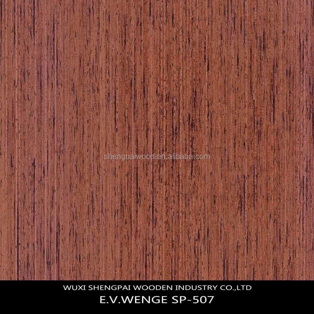 engineered wenge timber wood sliced laminated mdf wood veneer for door skin plywood racon face sheets outdoor veneer decking