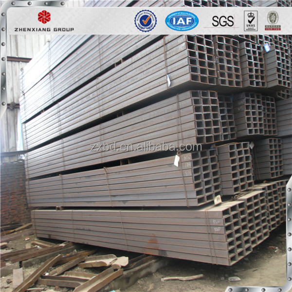 Wholesale Top Quality Hot Dipped galvanized steel c channel for construction