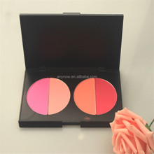 4 colors powder makeup cosmetic blush palette