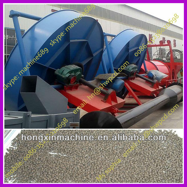 organic fertilizer granulator/fertilizer pellet machine 0086-15238020698