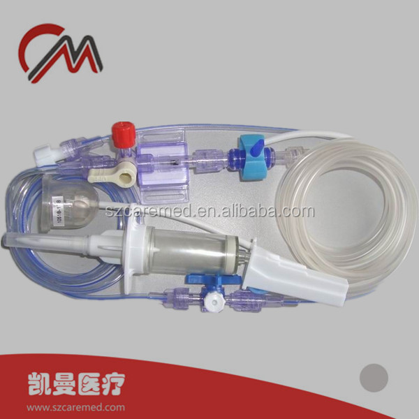 Abbott single channel IBP transducer Disposable Invasive Blood Pressure Transducer