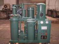 Waste hydraulic oil regeneration, used oil treatment plant, oil recycle machine
