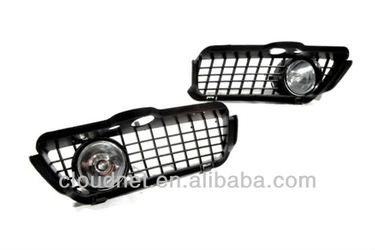 Euro Front Fog Light Kit For VW Volkswagen MK3 Golf