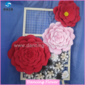 Wholesale cheap giant size artificial foam paper flower