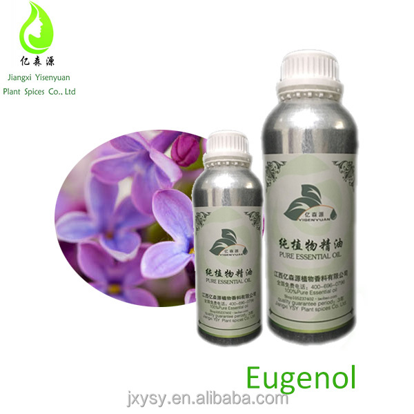 Pure And Organic Eugenol 98% Clove Extract / Eugenol Leaf Oil