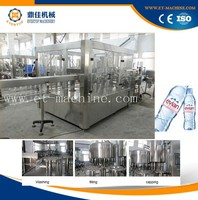 filling and sealing machine for drinks