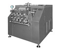 High pressure different type homogenizer/mixer machine for juice/cheese