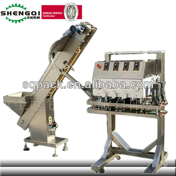 Automatic Bottle Capping Machine for gentian viole