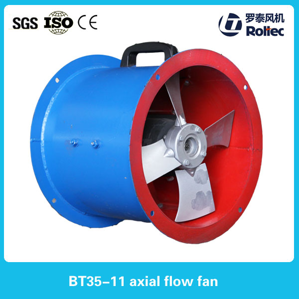 T35-11series industrial explosion proof fans / axial fans air ventilation