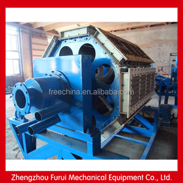 recycling waste paper egg tray machine /used paper egg tray making machine /paper egg tray machine price