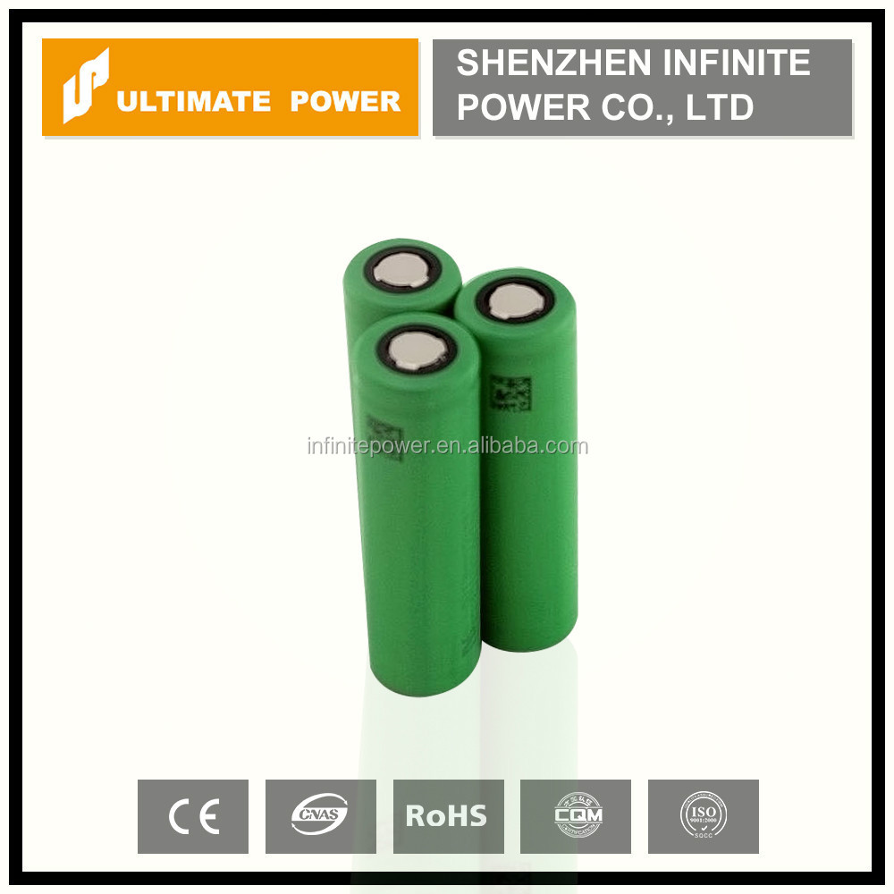2015 wholesale sony 18650V3, US 18650 v3 , 2250mAh,3.7v, 10A high drain discharge battery