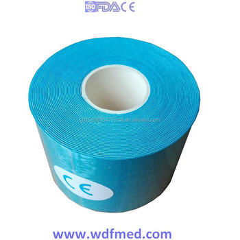 Wound Dressing or Wound Care Type Kinesiology Tape