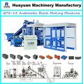 QT8-15 automatic brick making machine price/hydraulic brick making machine line