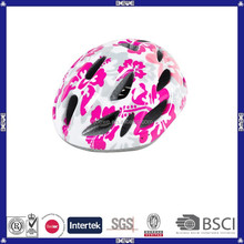 Wholesale PC shell strong material kids bike helmet