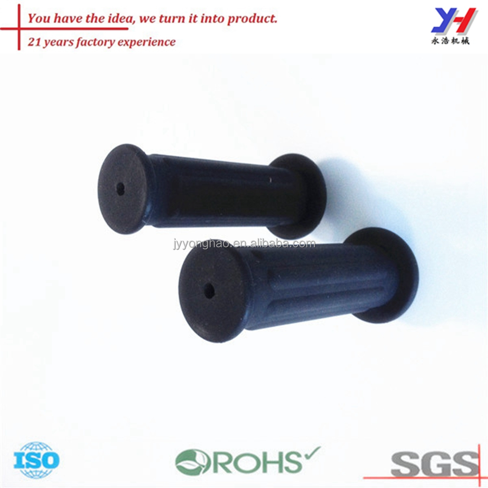 OEM ODM Custom Motorized Bicycle Silicone Handle Grip