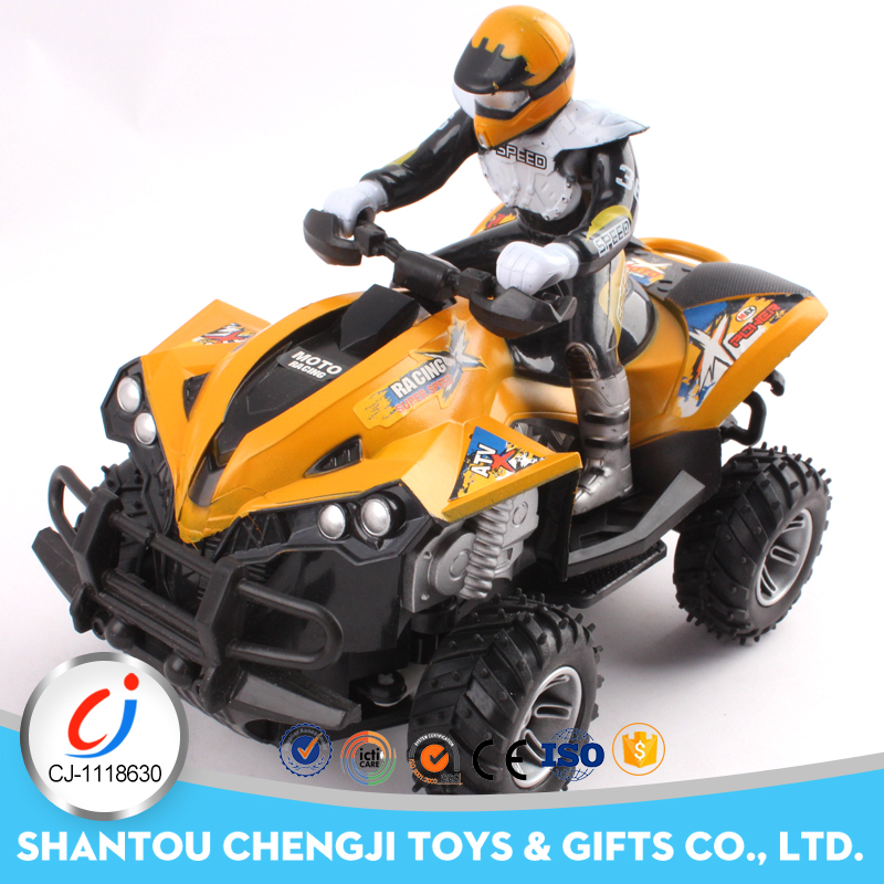 4ch kid rc toy motorcycle with light and sound