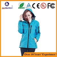 Factory made in China Womens dress Winter outdoor jacket